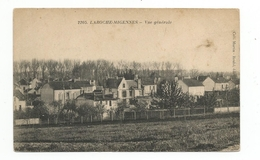 LA ROCHE -MIGENNES Vue Generale - Laroche Saint Cydroine