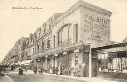 1 Cpa Berck Plage - Rue Carnot - Berck