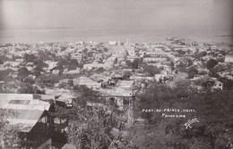 Haïti - Port-au-prince - Panorama - Haïti
