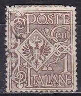Regno D'Italia, 1901 - 1c Aquila Sabauda - Nr.68 Usato° - Usati