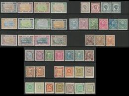 BALCANI - Montenegro Principato - 1896 / 1905  Cettigne E Nicola I - * / Usati - Cat. ? - Lotto N. 660 B - Montenegro