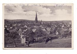 4788 WARSTEIN, Ortsansicht 1944 - Warstein