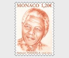 Monaco - Postfris / MNH - 100 Jaar Nelson Mandela 2018 - Monaco