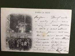 Paris La Nuit, Sortie Du Moulin Rouge - Paris La Nuit