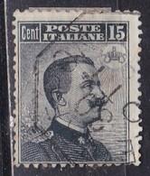 Regno D'Italia, 1909 - 15c Michetti - Nr.86 Usato° - 1900-44 Vittorio Emanuele III
