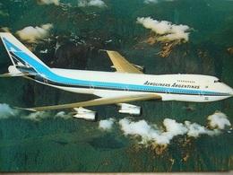 Avion / Airplane / AEROLINEAS ARGENTINAS / Boeing B 747-200 / Airline Issue - 1946-....: Ere Moderne
