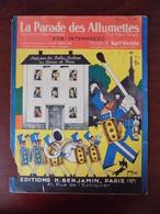 "Partition "" La Parade Des Allumettes "" - Ill. Nils Melander - Partitions Musicales Anciennes"