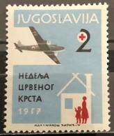 Yugoslavia,  1957, Mi: ZZ 18 (MNH) - Nuovi