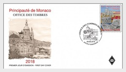 Monaco - Postfris / MNH - FDC Beurs Van Numismatiek 2018 - Monaco