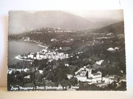Viaggiata - Varese - Lago Maggiore Porto Valtravaglia E S. Pietro - Panorama - Vera Fotografia - Varese