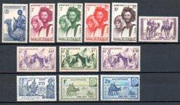 Mauritanie Lot 2* - Mauritanie (1906-1944)