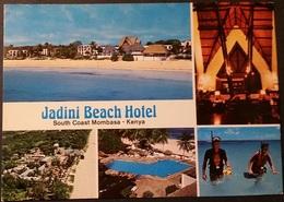 Ak Kenia - Diani Beach - Hotel Jadini Beach - Kenia