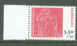 Denmark 2008; Cancer Society - Michel 1489.** (MNH) - Nuevos