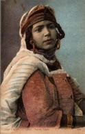 SCENES ET TYPES FEMME KABYLE - Algeria