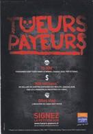 SANTE--TUEURS PAYEURS--ligue Contre Le Cancer--( Cartcom )--voir 2 Scans - Santé