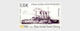 Montenegro - Postfris / MNH - Gevechtsschip 2018 - Montenegro