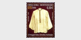 Montenegro - Postfris / MNH - Klederdracht 2018 - Montenegro