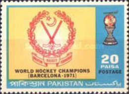 USED STAMPS Pakistan - Hockey Championships Victory -1971) - Pakistan