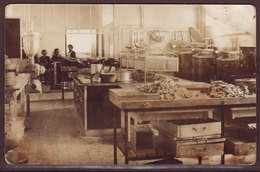 1938 - La Rochelle - Laleu - Ecole D'aviation Hanriot  - Cuisines - RARE - La Rochelle