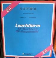 Leuchtturm - JEU POLYNESIE FRANCAISE 1984 SF (Avec Pochettes) - Vordruckblätter