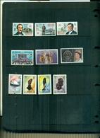 BELIZE 200 U.S.A.- SILVER JUBILEE-SCULPTURES SUR BOIS 10 VAL NEUFS A PARTIR DE 0.60 EUROS - Belize (1973-...)