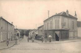 91 14 SOISY SOUS ETIOLLES Boulevards De Vendeul - France