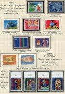 10686 SUISSE  Collection Vendue Par Page **/ °  1969  TB/TTB - Suisse