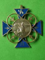 Croce Di Ordine Cavalleresco Verona - Italia