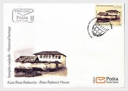 Montenegro - Postfris / MNH - FDC Historisch Erfgoed 2018 - Montenegro