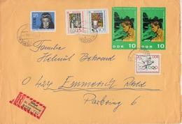 DDR 1965 R-  Brief Nach Emmerich - [6] Oost-Duitsland