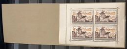 Yugoslavia, 1956,  Mi: 788x4, Booklet (MNH) - 1945-1992 República Federal Socialista De Yugoslavia