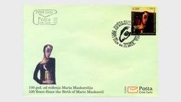 Montenegro - Postfris / MNH - FDC 100 Jaar Mario Maskareli 2018 - Montenegro