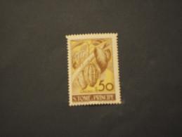 S. TOME' P. - 1948 CACAO  0,50 E. - NUOVO(++) - Sao Tomé E Principe
