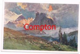 422 E.H.Compton Cimon Della Pala Rollepaß Künstlerkarte - Ohne Zuordnung