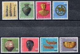 Suisse Schweiz Pro Patria Zumstein PP 154** - PP 165**, PP 170** - PP 173**, - Ungebraucht
