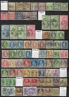 Suisse  Lot De 190 Timbres Oblitérés Entre 1882 Et 1935 Petit Prix - Timbres