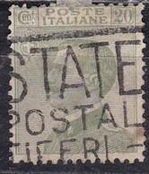 Regno D'Italia, 1925 - 20c Michetti - Nr.184 Usato° - Usati