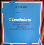 Leuchtturm - JEU POLYNESIE FRANCAISE 1986 SF (Avec Pochettes) - Vordruckblätter