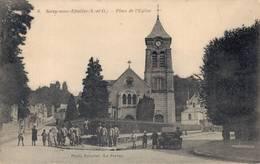 91 6 SOISY SOUS ETIOLLES Place De L'Eglise - France