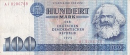 Billet 100 Mark - Germania