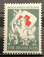 Yugoslavia, 1954,  Mi: ZZ  13 (MNH) - Nuovi