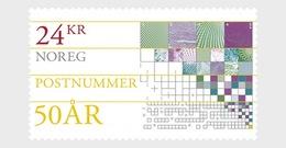 Noorwegen / Norway - Postfris / MNH - 50 Jaar Postcode 2018 - Noorwegen