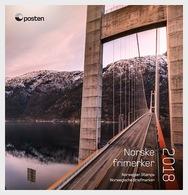 Noorwegen / Norway - Postfris / MNH - Jaarset 2018 - Noorwegen