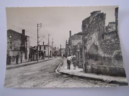 CARTE POSTALE ORADOUR SUR GLANE CITE MARTYRE - Oradour Sur Glane