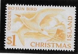 Christmas N°20 - Oiseaux - Neuf ** Sans Charnière - TB - Christmas Island