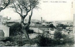 13 - Salon - Vue Du Midi Et Le Château. - Salon De Provence
