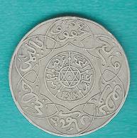 Morocco - Abd Al-Aziz - 2½ Dirham / ¼ Rial - AH1318 (1901) - KMY11.1 - Berlin - Maroc