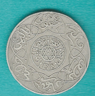 Morocco - Abd Al-Aziz - 2½ Dirham / ¼ Rial - AH1318 (1901) - KMY11.1 - Berlin - Marokko