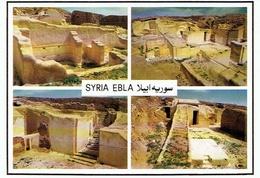 EBLA : Multivues - 16,5 X 11,5 Cm - Syrie