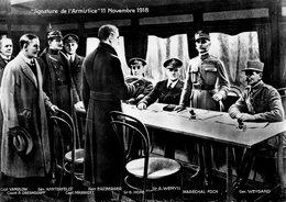Signature De L'armistice 11 Novembre 1919 - Guerre 1914-18